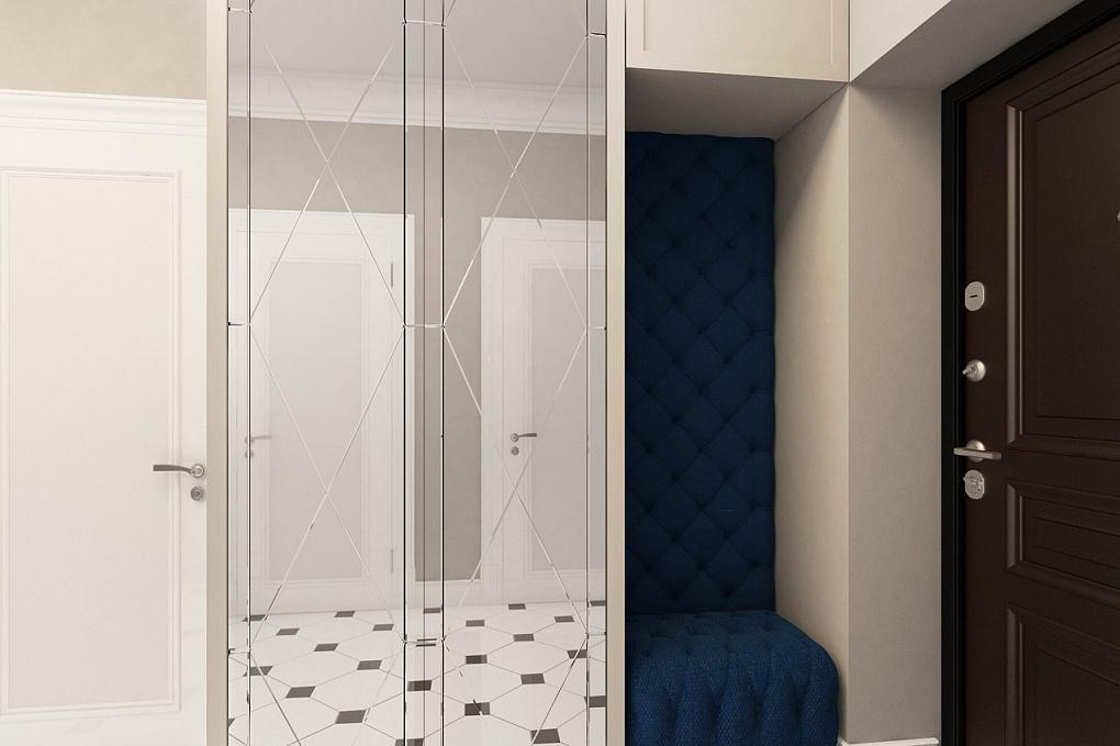 Как удобно организовать гардеробную комнату в квартире